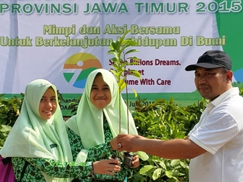 Our participation in World Environment Day 2015